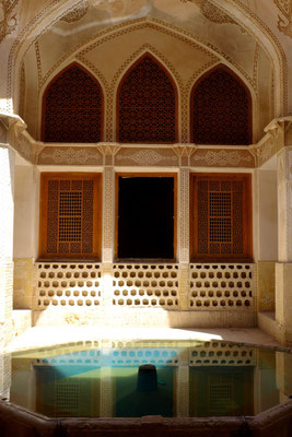 one of the biggest cityvillas in Kashan