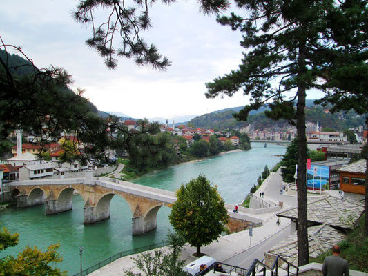 Stari Most in Konjic