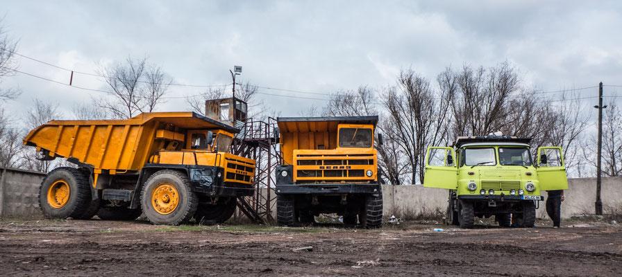 große Maschinen