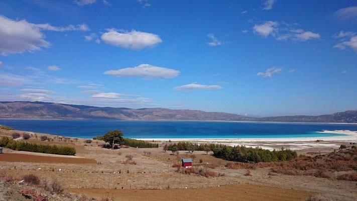 Der Salda Gölü...