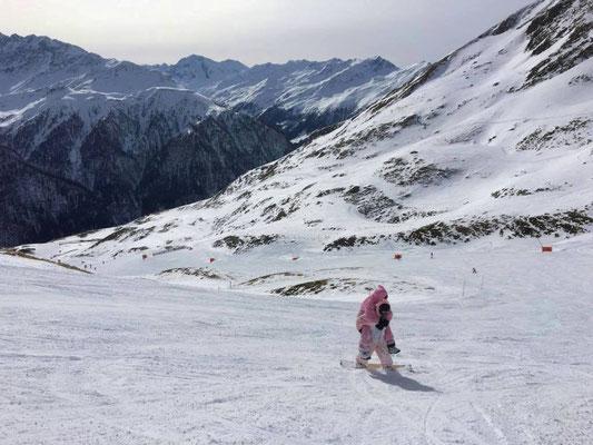 Euro-Wette: Jörg bringt Willy auf dem Rücken den Berg runter...