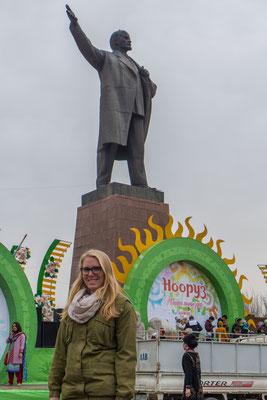 Lenin in Osh