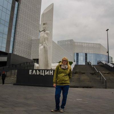 Jelzinmuseum