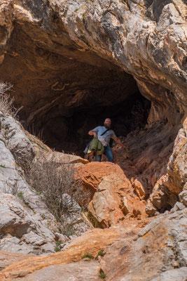 Den heiligen Berg Suleiman Too konnte man als Ausflugsziel jedoch nie verbieten.
