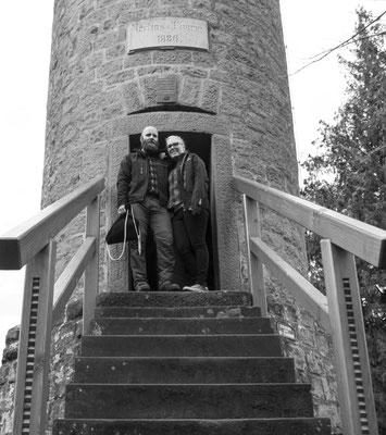 Vorbei am Martinsturm und