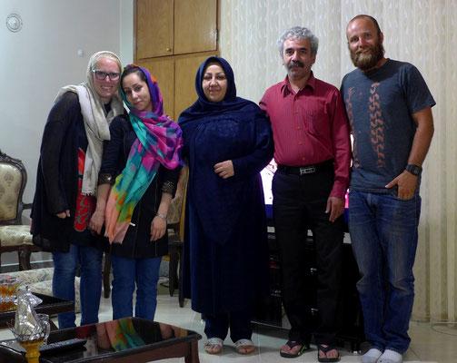 Familie von Marjan