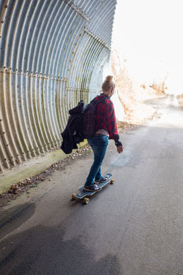 Trough tunnel,