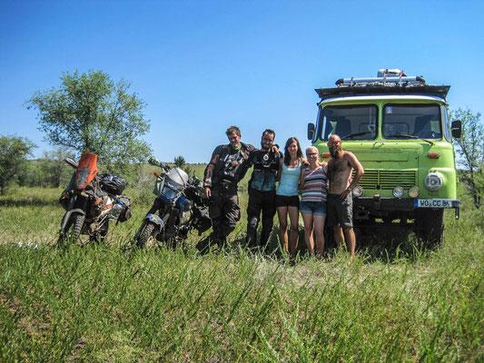 Die Enduro Nomads