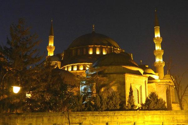 Sülyeman Moschee erbaut vom Sinan