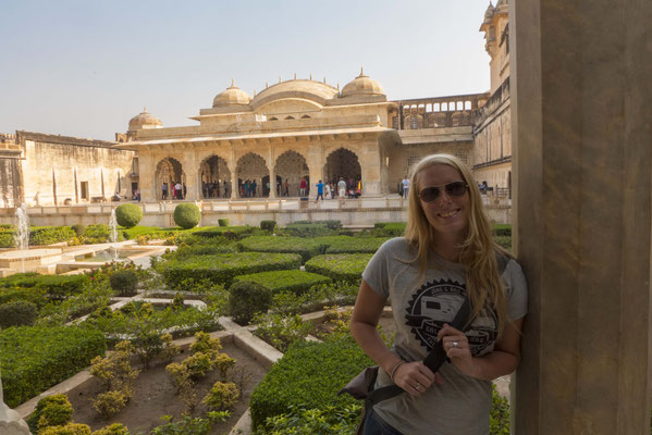 Enjoyed the Amber Fort.