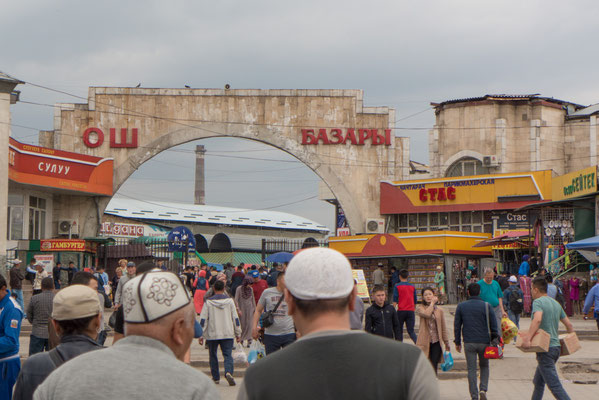 Osh Bazar!
