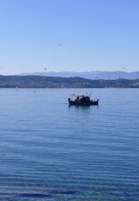 In der Bucht von Lepitsa
