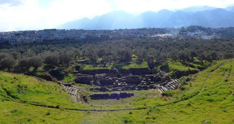 In Sparta