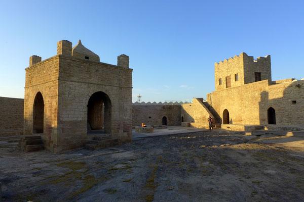 Einer der ältesten Tempel der Zoroastrier, welche hier gegründet wurden.