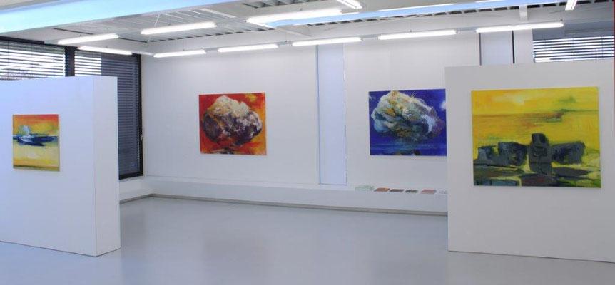 Ausstellung,Bernd Zimmer, 1996 - 2016, Brunnhofer Galerie-2016