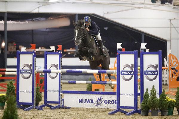 Wim Pomp werd 1e en 2e in het M. Foto FotoTrailer