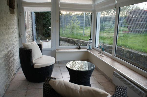 wintergarten hundeferien normandie. Black Bedroom Furniture Sets. Home Design Ideas