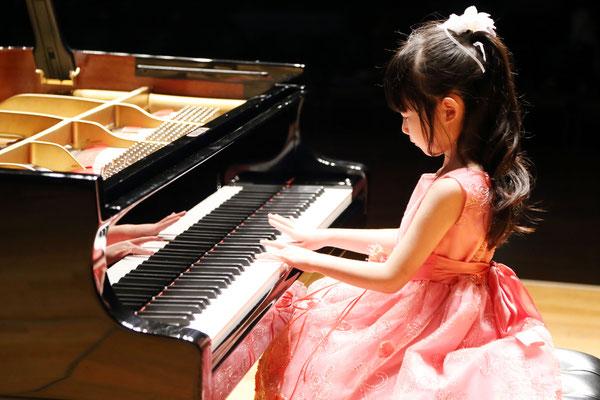 ピアノ発表会リハ
