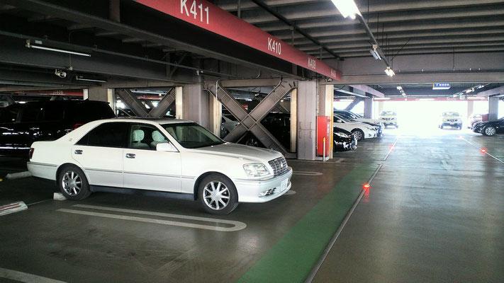 羽田空港に駐車場を予約すると便利