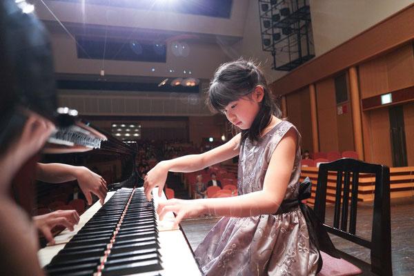 ピアノソロ