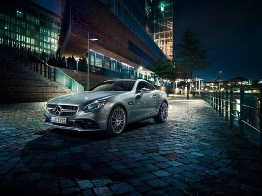 Kunde: Daimler AG/ Agentur: Jung von Matt Alster / Fotograf: Holger Wild