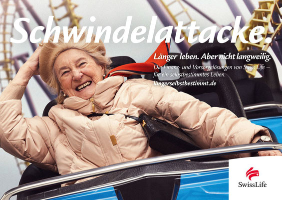 Kunde:Swiss Life / Agentur: Jung von Matt Saga / Fotograf: Timmo Schreiber