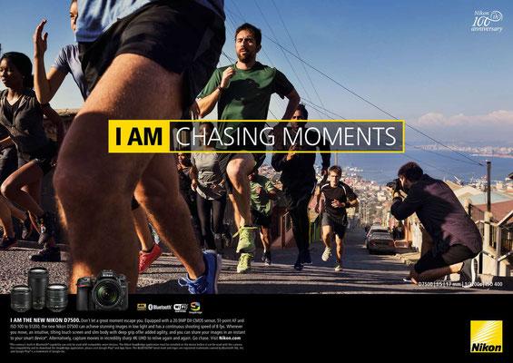 Kunde: Nikon / Agentur: Jung von Matt Spree / Fotograf: Özgür Albayrak