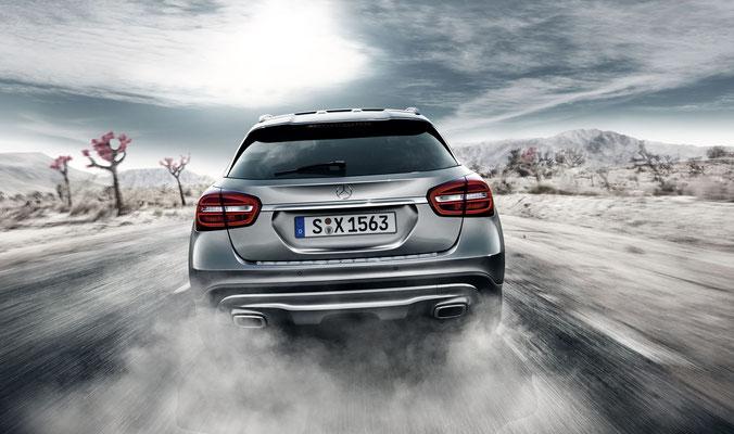 Kunde: Daimler AG / Agentur: Jung von Matt Alster / Fotograf: Uwe Düttmann