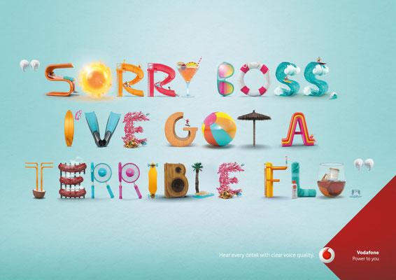 Kunde: Vodafone / Agentur: Jung von Matt Neckar / CGI: Serial Cut c/o Photoby
