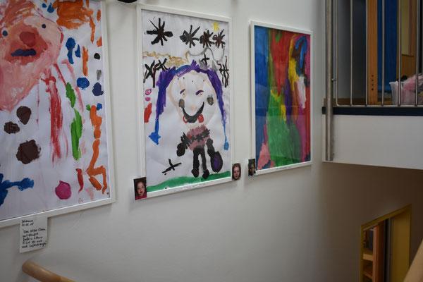 "Treppenhaus ""Kunstgalerie"""