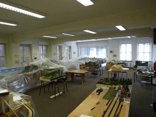 Ausstellungs / Werkraum
