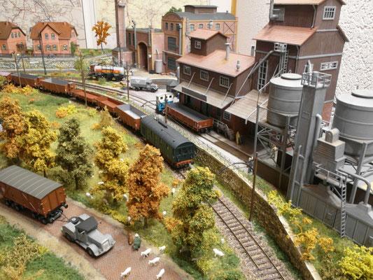 Industriegebiet Forst Flinsberg