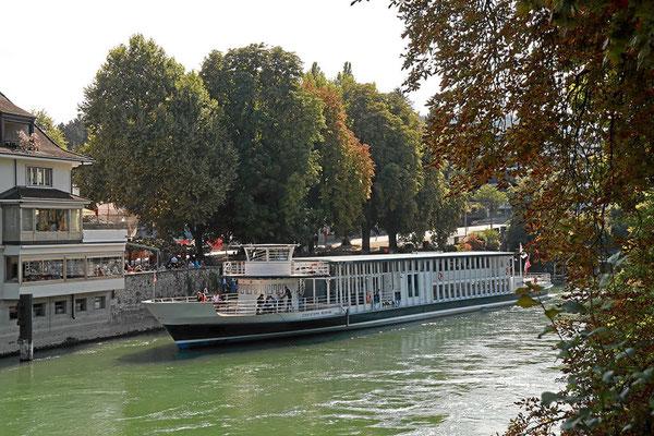 Schiffsfahrten auf dem Rhein