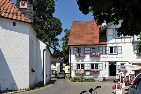 GH zur Kapelle Nonnenhorn