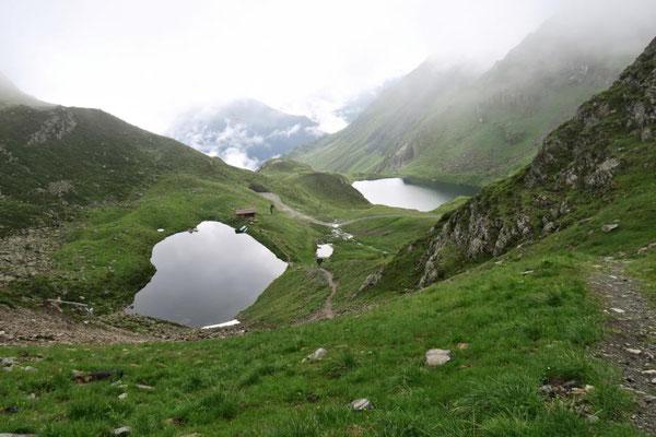 Kälber- und Schwarzsee