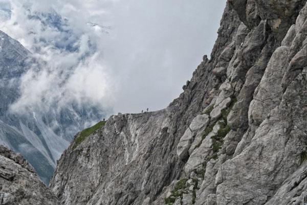 Gipfelwanderer