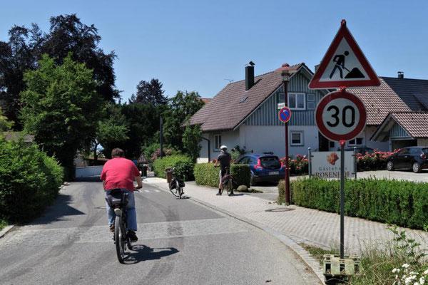 ...über die Bodanstraße...