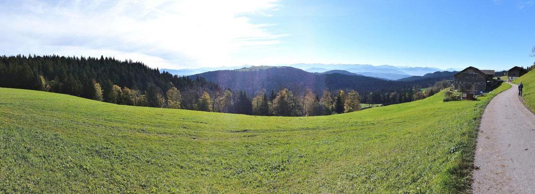 Berge hinter Bergen
