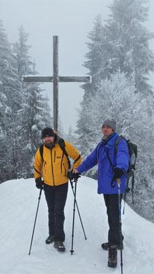 Hochälpele-Gipfel