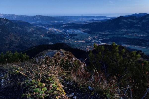 Walgau und Rheintal