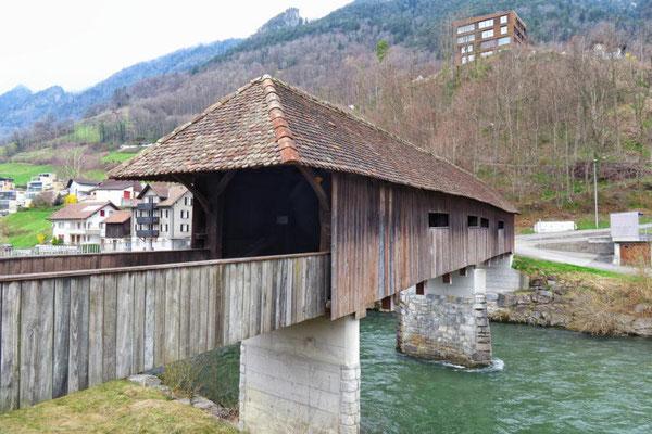 die Wylerbrücke