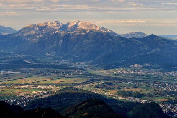 die Schweizer Berge...