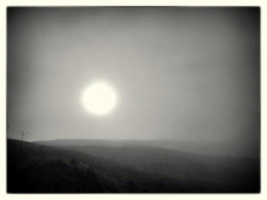 ...fast am Ziel guckt die Sonne durch