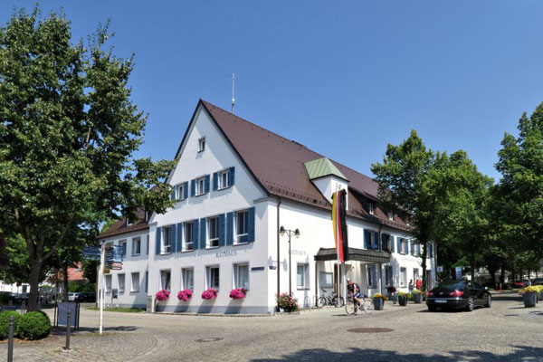 Rathaus Wasserburg