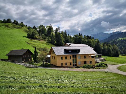 beeindruckender Bauernhof