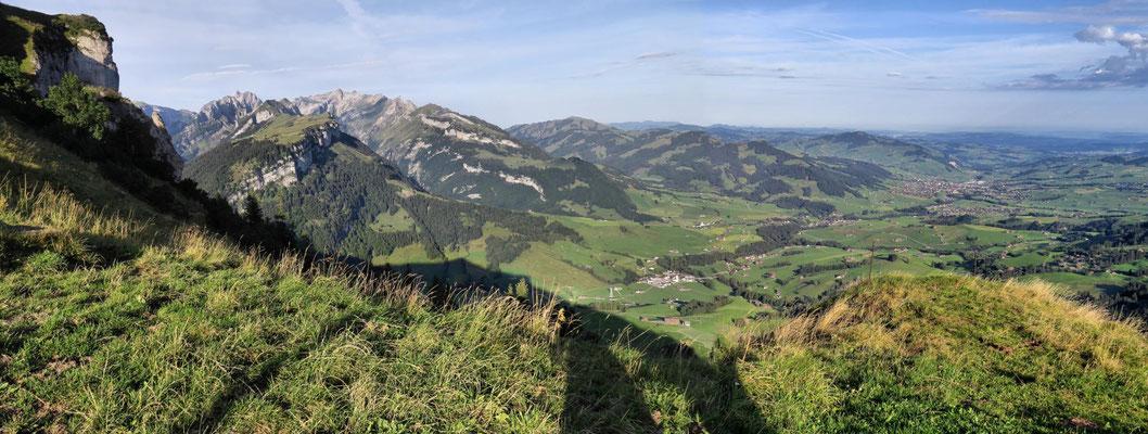Panoramablick (Brülisau)