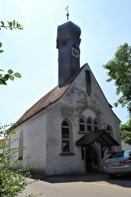 Kapelle in Nonnenhorn