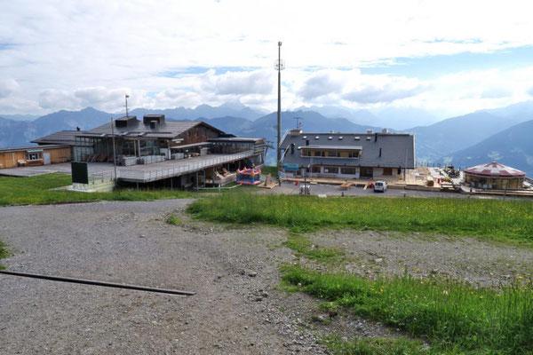 Golmerbahn Bergstation