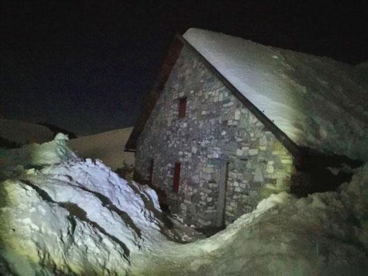Hütte Kugelalpe