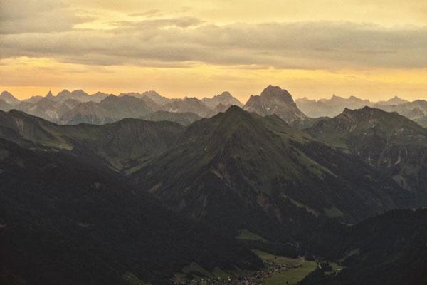 unsere schöne Bergwelt
